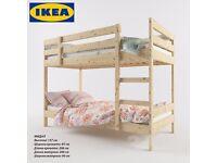 Bunk Bed (Ikea Mydal)