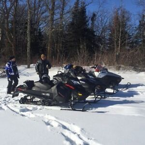 2015 Ski Doo Renegade Backcountry