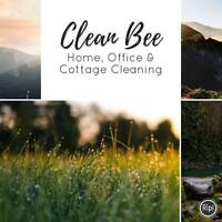 Clean Bee Home, Office & Cottage Cleaning