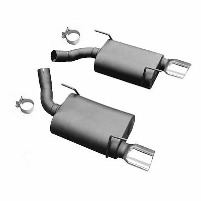 Legato 2005-2010 Ford Mustang GT 5.0L V8 Performance Dual Rear Axle-Back Exhaust