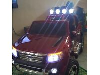 Ford ranger ride on jeep