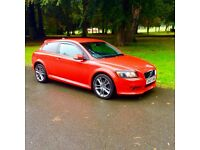 VOLVO C30 2.5 T5 SE SPORT 3DR Manual (red) 2007