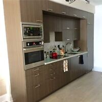 FULLY FURNISHED SPACIOUS 1+1 CONDO FOR LEASE