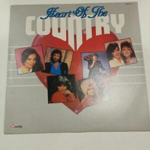 HEART OF THE COUNTRY LP VINYL RECORD