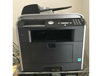 Dell 1815dn Multifunction Multifunction Mono Laser Printer / Scanner / Copier / Fax