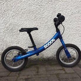 Scoot Kid's Balance Bike