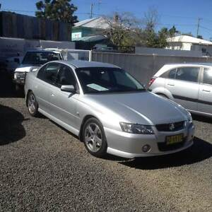 2005 Holden Commodore SV6 Automatic Sedan Maclean Clarence Valley Preview