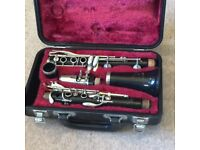 Boosey & Hawkes Regent Bb Clarinet, used and in very good condition