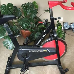 Whirly Cycle 904 Spin Bike