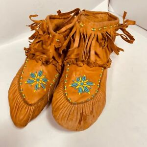 HAND MADE - mocassin - femme taille 7