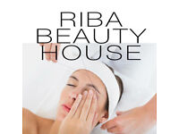 RIBA BEAUTY : Professional beauty services with 10% discount