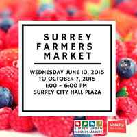 Surrey Urban Farmers Market