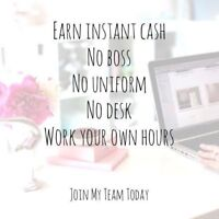 Work your own hours, Be your own boss... Join for free today !