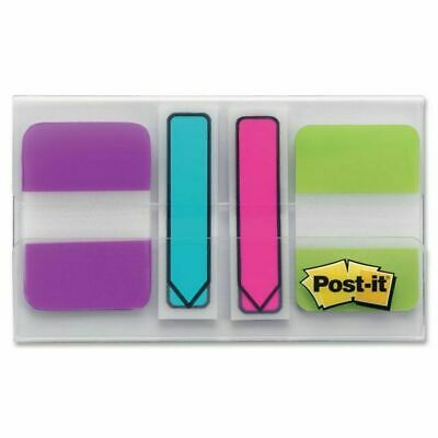 Post-it Tabs And Flag Combo 686-vapl-otg Lot Of 2 H