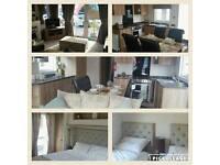 gorgeous top of the range luxury static caravan scotland