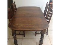 victorian dining table dining tables chairs for sale gumtree