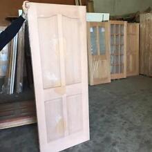 DOORS SOLID PANELLED - SECONDS Kwinana Beach Kwinana Area Preview