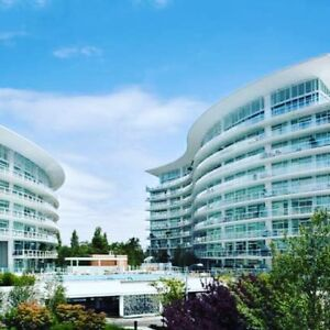 Victoria InnerHarbour executive  1 bedroom and den furnished