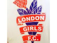 ESTABLISHED LADIES/GIRLS FOOTBALL CLUB SOUTH EAST LONDON LOOKING FOR PLAYERS TO BOOST CURRENT SQUAD
