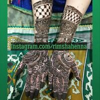 Organic Henna Artist for Wedding/Parties - Lasting color