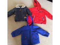 Bundle of boys clothes - age 9-12 months