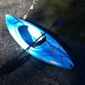 PELICAN 80x KAYAK- TODAY ONLY