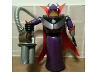 Talking Emperor Zurg (Toy Story 2)