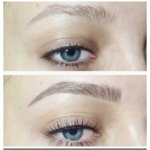 50% off Microblading Beautiful Natural Brows!