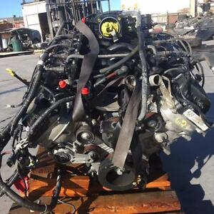 FORD F-150  F-250 F-350 6.2 COMPLETE ENGINE