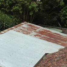 Corrugated iron sheets Bakery Hill Ballarat City Preview