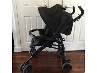 Mamas & Papas Pliko Pramette Pushchair & Car Seat
