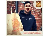 EARN £70 and upwards per day! Delivery Driver for Fast Food 2 Me Leeds