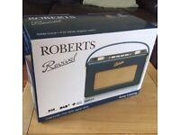 Roberts Revival RD60 DAB/FM Digital Radio (Brand New in unopened box)