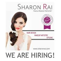 Attention Makeup Artists and Hairstylists in Victoria!