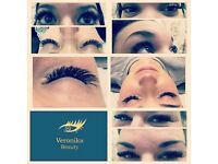 BEAUTY TREATMENTS: EYELASHES EXTENSION, GEL POLISH, GEL NAILS, EYEBROWS, WAX