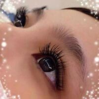 downtown Eyelash extensions fullset 60$+!