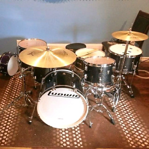 Ludwig Classic Maple 4 piece