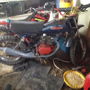 Honda 80 bike