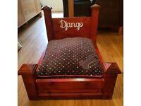 Custom cat or dog beds