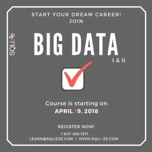 Become Big Data & Hadoop Consultant! Join the Course Today!