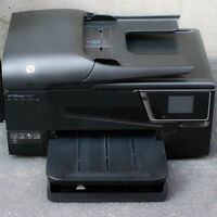 HP Officejet 6600 Printer, fax, copier, scan with WIFI