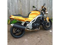 TRIUMPH 955i. For sale or swap