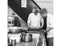 Talented pastrychefs required. Attractive salary to the right applicants
