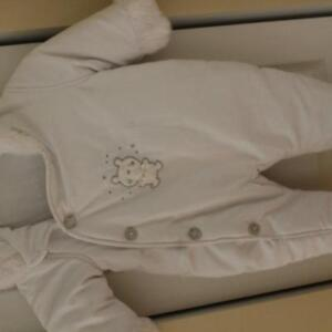 Snow Suit with hood (infant)