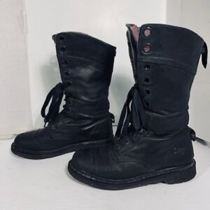 *DOC MARTENS - bottes homme - taille 10 US*