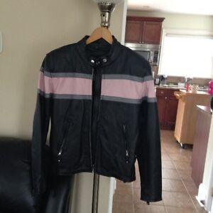 Motorcycle Jacket - Leather