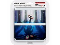 NEW NINTENDO 3DS COVER PLATES * THE LEGEND OF ZELDA MAJORAS MASK * NEW