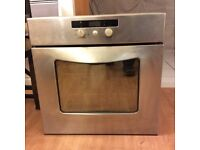 OVEN - INTEGRATED (VERY GOOD CONDITION) HOB AVAILABLE (BRAND NEW)