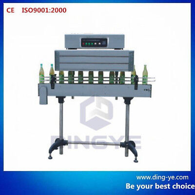 Bss-1538c Continuous Full Bottle Label Shrink Tunnel Machine