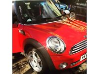 MIni Cooper 57 plate rare model beautiful leather trim excellent condition